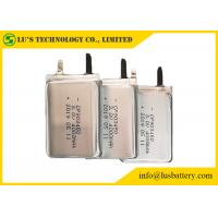 Buy cheap CP903450 Primary not rechargeable Lithium Battery 3V Ultrathin battery 4000mah CP903450 from wholesalers