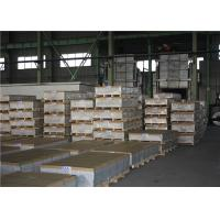 Buy cheap Corrosion Resistant Aluminium Alloy Sheet 5052 5082 5754 For Storage Tank / Marine from wholesalers