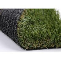 48mm W Shape Durable Artificial Grass For Landscaping GSW4 4 Tone Super Drainge