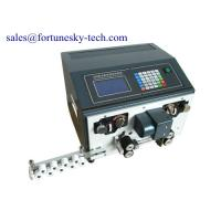 Buy cheap LL-228 Full Automatic Wire Cutting Stripping Machine from wholesalers