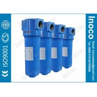 Buy cheap BOCIN Carbon Steel High Pressure Compressed / Natural Gas Filter Housing For Gas Filtration from wholesalers