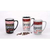 Buy cheap ceramic beer mug stoneware cocacola mug porcelain mug with lid from wholesalers