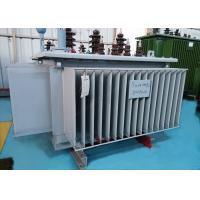 Buy cheap 2500 KVA Encapsulated Oil Immersed Three Phase Transformer 6 KV Power Distribution from wholesalers