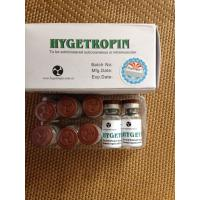 Buy cheap Hygetropin 100iu Kit HGH Anti Aging , Recombinant Human Growth Hormone For Injection from wholesalers