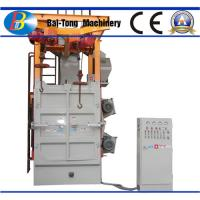 Buy cheap Compact Rust Removal Shot Blasting Machine , Shot Blasting Unit Large Lifting Capacity from wholesalers