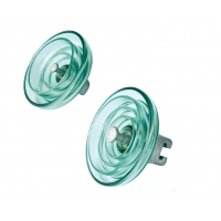 Buy cheap High Voltage Toughened Glass Suspension Insulator from wholesalers