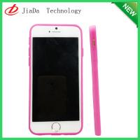 Buy cheap Customized silicone phone case for iphone6 from wholesalers