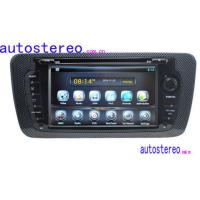 Buy cheap Seat Ibiza Car Stereo Sat Nav , Touch Screen Car Stereo with Sat Nav from Wholesalers