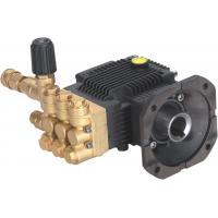 Buy cheap Electric washer pump PC-1022 brass high pressure triplex plunger pump 170Bar 9LPM from wholesalers