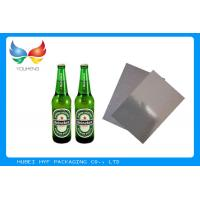Buy cheap Washable Silver Metallic Paper With Laser Holographic , Wood Pulp Material from wholesalers