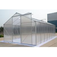 Buy cheap Aluminum Frame Polycarbonate Sheet Home Garden Greenhouse For Hydroponics Tomato / Vegetable from wholesalers