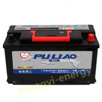 Buy cheap SMF60038 / 100AH 12V MF Car Battery , 12v Maintenance Free Battery from wholesalers