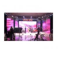 Buy cheap IP45 SMD P10 Rental LED Displays 10000levels Gray Scale Per Color Indoor / Outdoor product