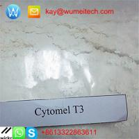 Buy cheap T3 Cytomel Bodybuilding Prohormones L-Triiodothyronine For Fat Burn / Weight Loss product