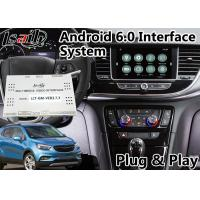 Buy cheap Android 6.0 Navigation Video Interface for Opel Mokka / Crossland X / Insignia Intellilink System 2014-2018 from wholesalers