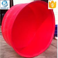 Buy cheap 5000litre large round poly fish farming tanks for sale from wholesalers