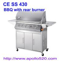 Buy cheap 6 Burner Infrared Burner BBQ Grill from wholesalers