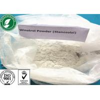 Buy cheap Oral White Steroids Powder Stanozolol Winstrol For Fat Loss CAS 10148-03-8 from wholesalers