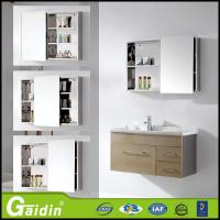 Buy cheap Luxury new design wall hung bathroom cabinets from wholesalers