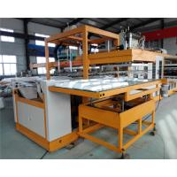 Buy cheap Fully / Semi Automatic Thermocol Plate Making Machine With CE Certificate product