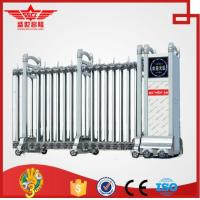 Buy cheap SSCL stainless steel automatic folding door for company main gate-J1337 from wholesalers