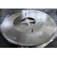 Buy cheap Hollow ground hot cutting circular saw blade for cutting hot rolled H beam from wholesalers
