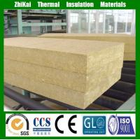 Buy cheap High Strength External Wall Insulation Rock Wool Plate from wholesalers