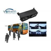 Buy cheap Automatic Bus People Counter All In One Real Time Video GPS Tracking For Public Transport from wholesalers