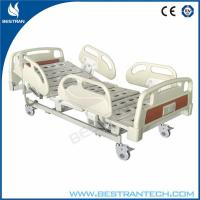 Buy cheap Standard Electric Medical ICU Hospital Patient Beds Steel Frame 3 - Function from wholesalers
