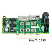 Buy cheap 740535 Board Driver IGBT 50A+ Brake , Used For Vector 5000 Cutter Machine product