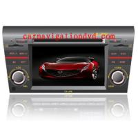 Buy cheap Mazda3 car dvd player with gps navigation system from wholesalers