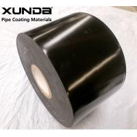Buy cheap Equals to Polyken or MAFLOWLINE brand black color inner wrapping tape  cold applied from wholesalers