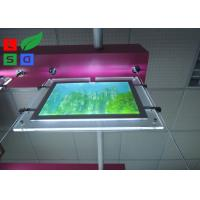 Buy cheap Thickness 10mm Crystal Display Light Box , Safe Power DC 12V LED Light Box Display from wholesalers