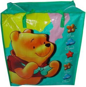 Buy cheap bling pp woven shopping bag product