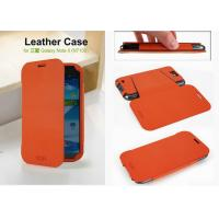 Buy cheap Blue Leather Personalized Cell Phone Protective Covers For Iphone 4 / 4S from wholesalers