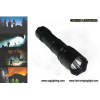Buy cheap GL-C6 Portable LED Flashlight Torch Aluminum Alloy 20 Meters Lighting Range from wholesalers
