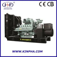 Buy cheap 50 Hz Perkins Diesel Generator Set 9kVA -2500kVA from wholesalers