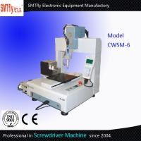 Buy cheap Professional Desktop Automatic Screw Tightening Machine Screw Fasten Machine from wholesalers