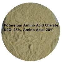 Buy cheap AOHE Organic Powder Fertilizer Hi K Amino from wholesalers