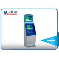 Buy cheap All In One Bill Accept SIM Card Dispenser Kiosk Ticketing Payment Windows 7/8/10 OS from wholesalers