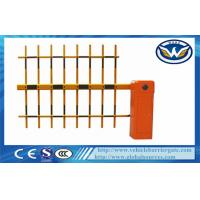 Buy cheap Highway Barrier Arm Gates Road Barrier Gate By Toll Stations from wholesalers
