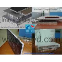Buy cheap Aluminum Honeycomb Panel With Different Kinds from wholesalers