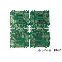 Buy cheap Multilayer Enig Circuit FR4 PCB Board Security Digital Video Pcb 46.97 * 49 MM from wholesalers