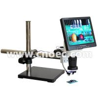 Buy cheap High Definition Desktop Digital LCD Microscope LED Light Source Microscopes Rohs A36.0601-1000S from wholesalers