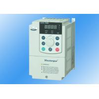 Buy cheap low frequency torque IP20 VFD vector control AC drives with 3 phase 380VAC for CNC Lathe from wholesalers