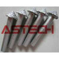 Buy cheap CNC router bits for stone engraving from wholesalers
