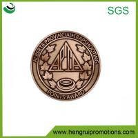 Buy cheap challenge coins, gold plating coin from wholesalers