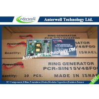 Buy cheap PCR-SIN15V48F00  SINE WAVE TELEPHONE RING GENERATOR digital ic circuits from wholesalers