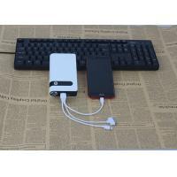 White Car Jump Start & Portable Power Bank 16800mah 12V 5V 2.1A 1000 Times