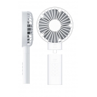Buy cheap 3 Wind Speeds Mode Handheld Personal Fan Battery Operated from wholesalers